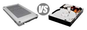 менять HDD на SSD