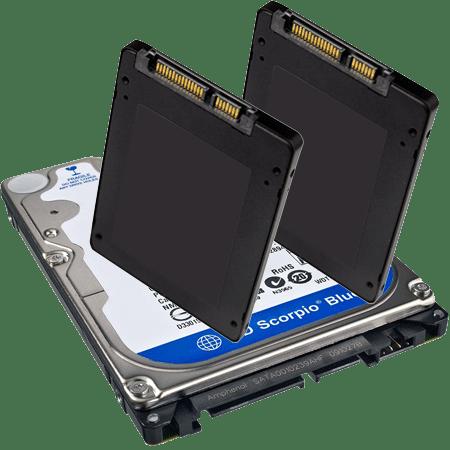 менять HDD на SSD киев